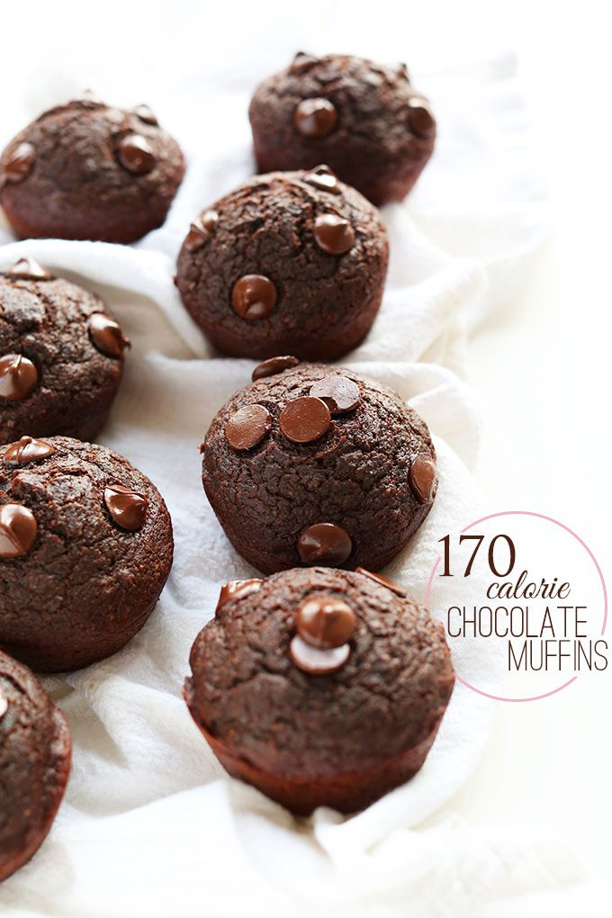 Fudgy, vegan double chocolate muffins with a secret healthy ingredient: pureed beets! Healthy, easy to make and satisfies a serious…
