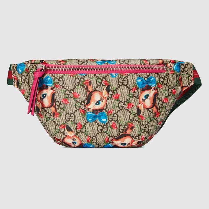 2f0c116018a Children s GG fawns belt bag in 2019