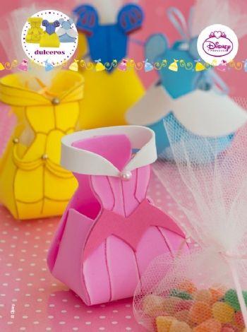 4fb85ca85 Sorpresas De Cumpleaños, Souvenirs En Goma Eva, Cumpleaños De Princesa  Disney, Adornos