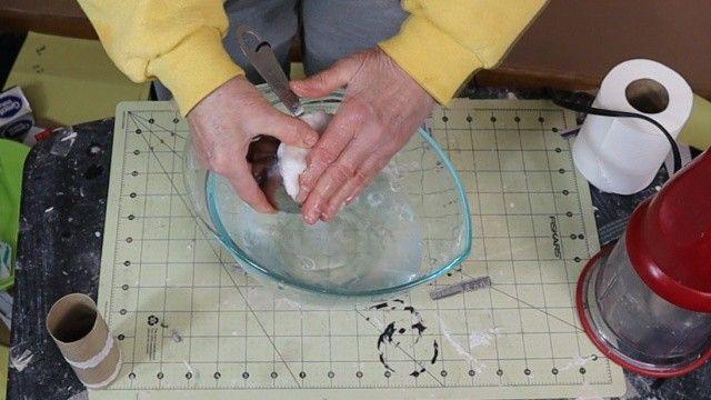 Paper Mache Clay Recipe Without Flour | Ultimate Paper Mache | DIYS