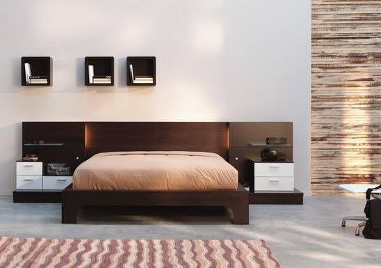 Modelos de camas matrimoniales modernas cabeceras for Modelos de camas matrimoniales modernas