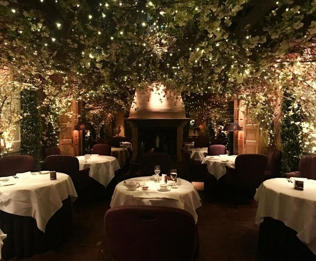 These Romantic Restaurants Will Make You Want To Hop On A Plane