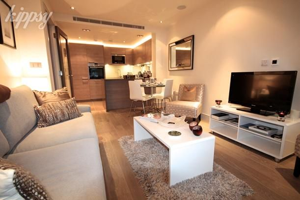 Captivating This Is A Stunning 1 Bedroom Apartment, Part Of A Luxury Developement  Called Chelsea Creek. The Flat Is Brand New, Extremely Well Decorated .