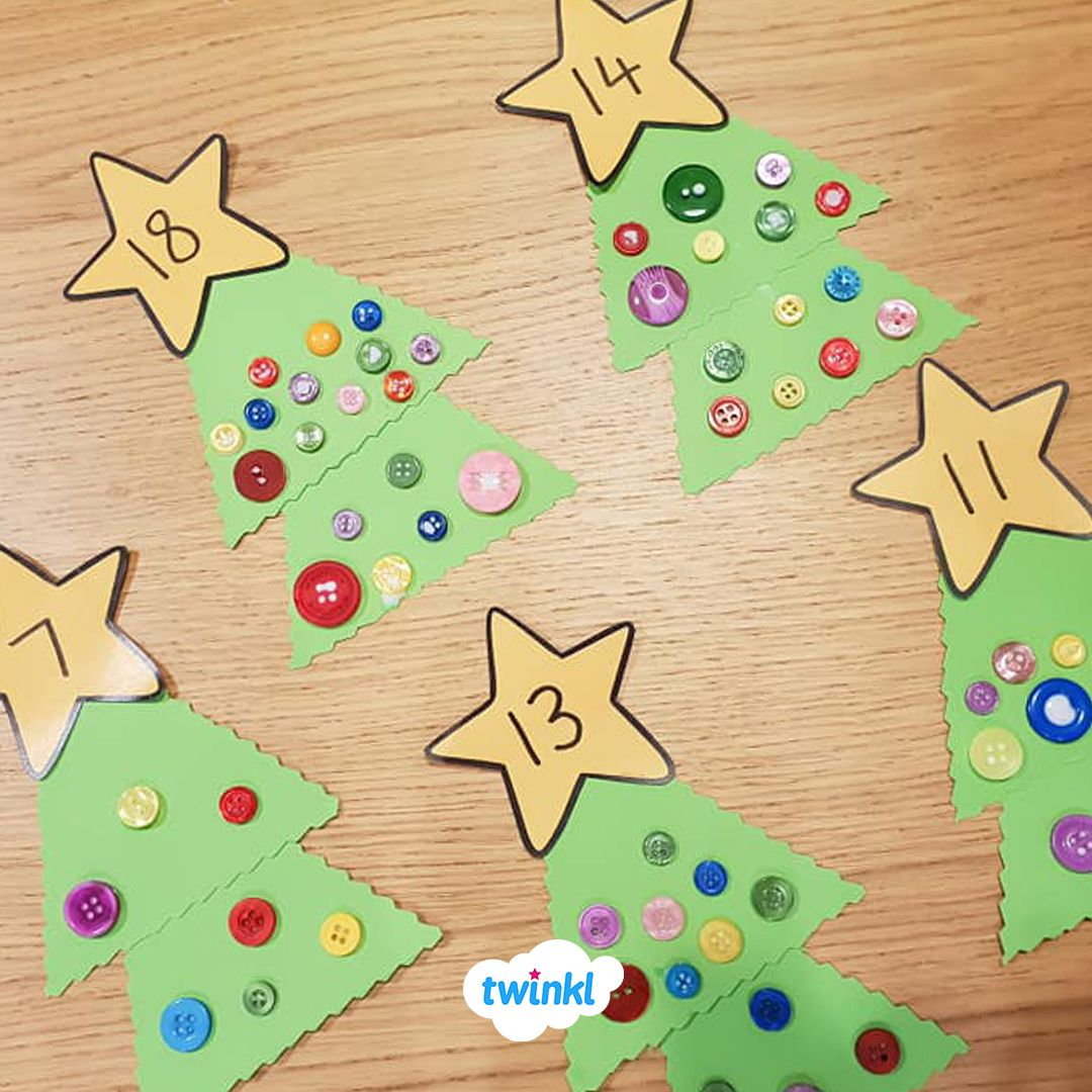 Create These Easy Paper Christmas Tree Crafts With Your