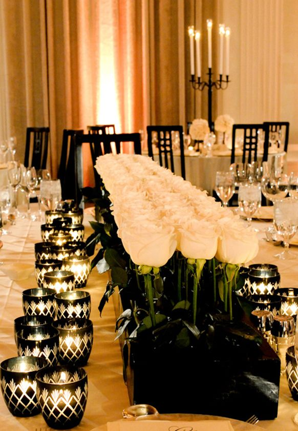 Short Wedding Reception Centerpieces Weddings Romantique