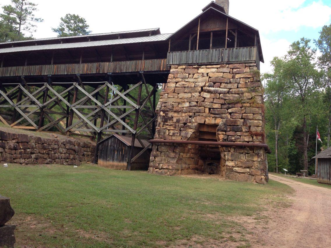 Venue   Tannehill Ironworks Historical State Park - McCalla, AL
