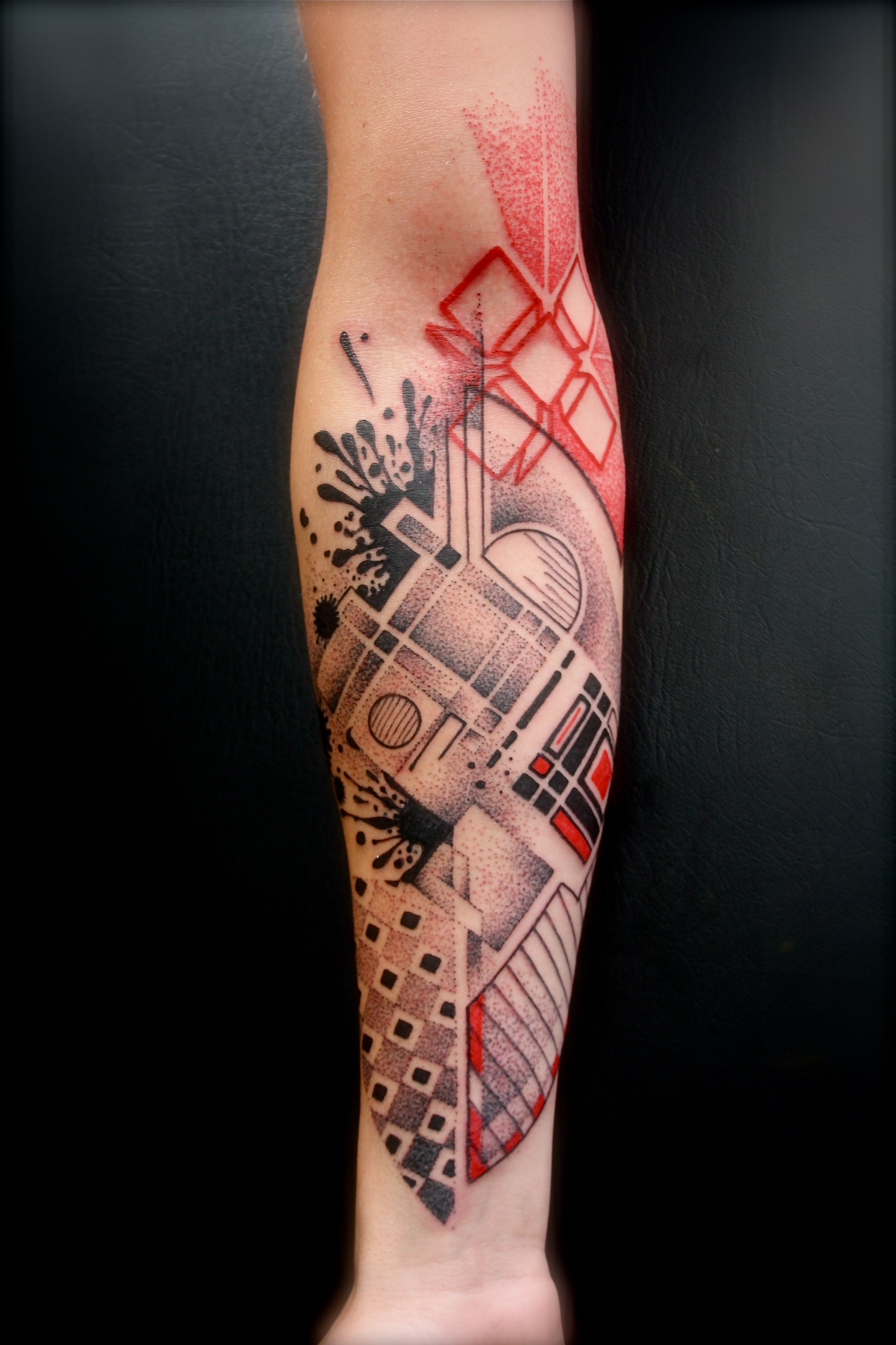 Pascal scaillet sky l 39 art du point tatoo pinterest tatouages id es de - Idee tatouage avant bras homme ...