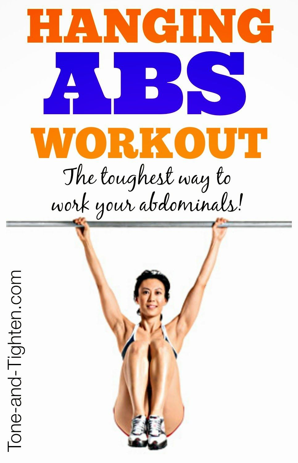 Hanging Ab Abs Workout Exercises