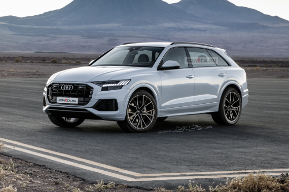 2020 Audi Q9 Audi Crossover Audi Audi Cars