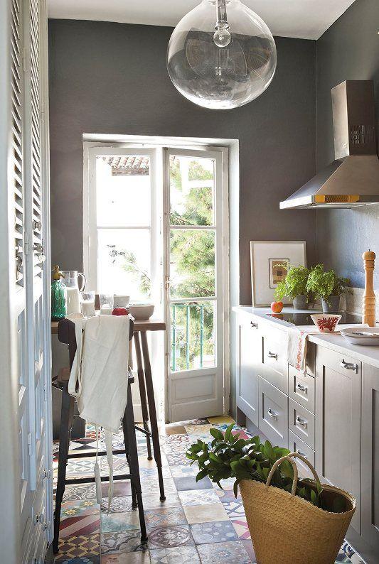 mini cocinas, maxi soluciones | Miller Lake House | Pinterest | Mini ...