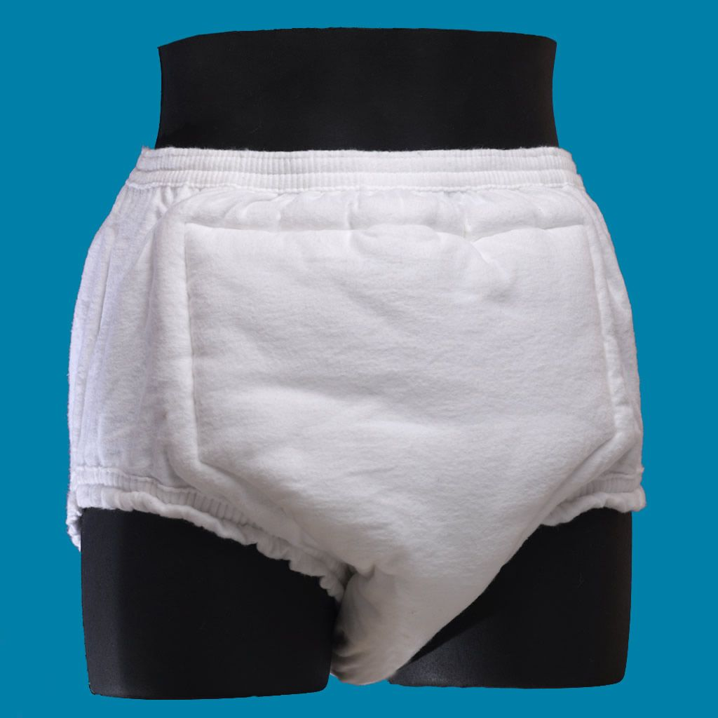 Adult velcro hemp diapers fetish