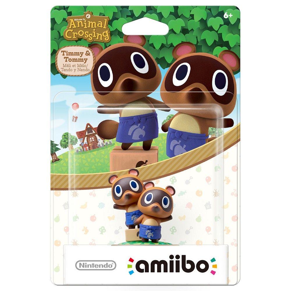 Nintendo Timmy and Tommy Nook amiibo Figure, Amiibo