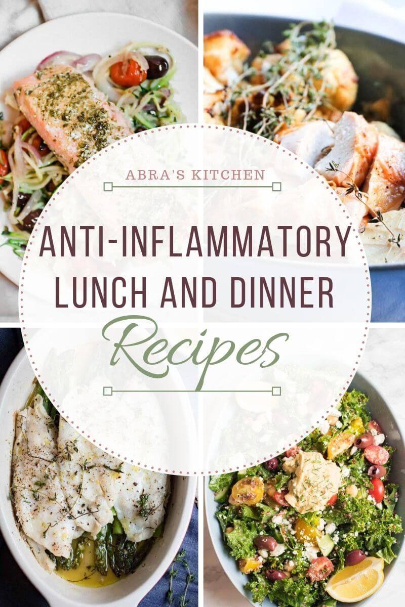 Anti-Inflammatory, Gluten-Free, Mediterranean Meal Plan