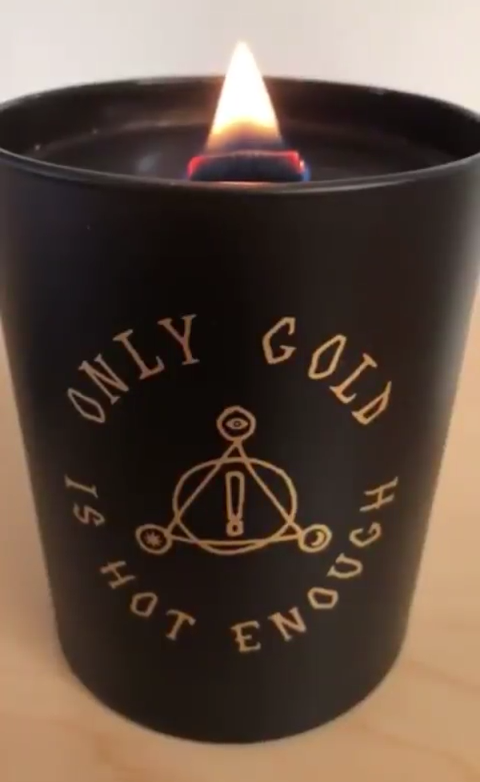 6901805e5 Panic! At The Disco Candle #Merch #Pray For The Wicked | Band Merch