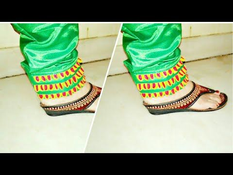 c7a9beed3 BEAUTIFUL SHALWAR POUNCHA DESIGNS FOR GIRLS 2017 - 2018 - YouTube ...
