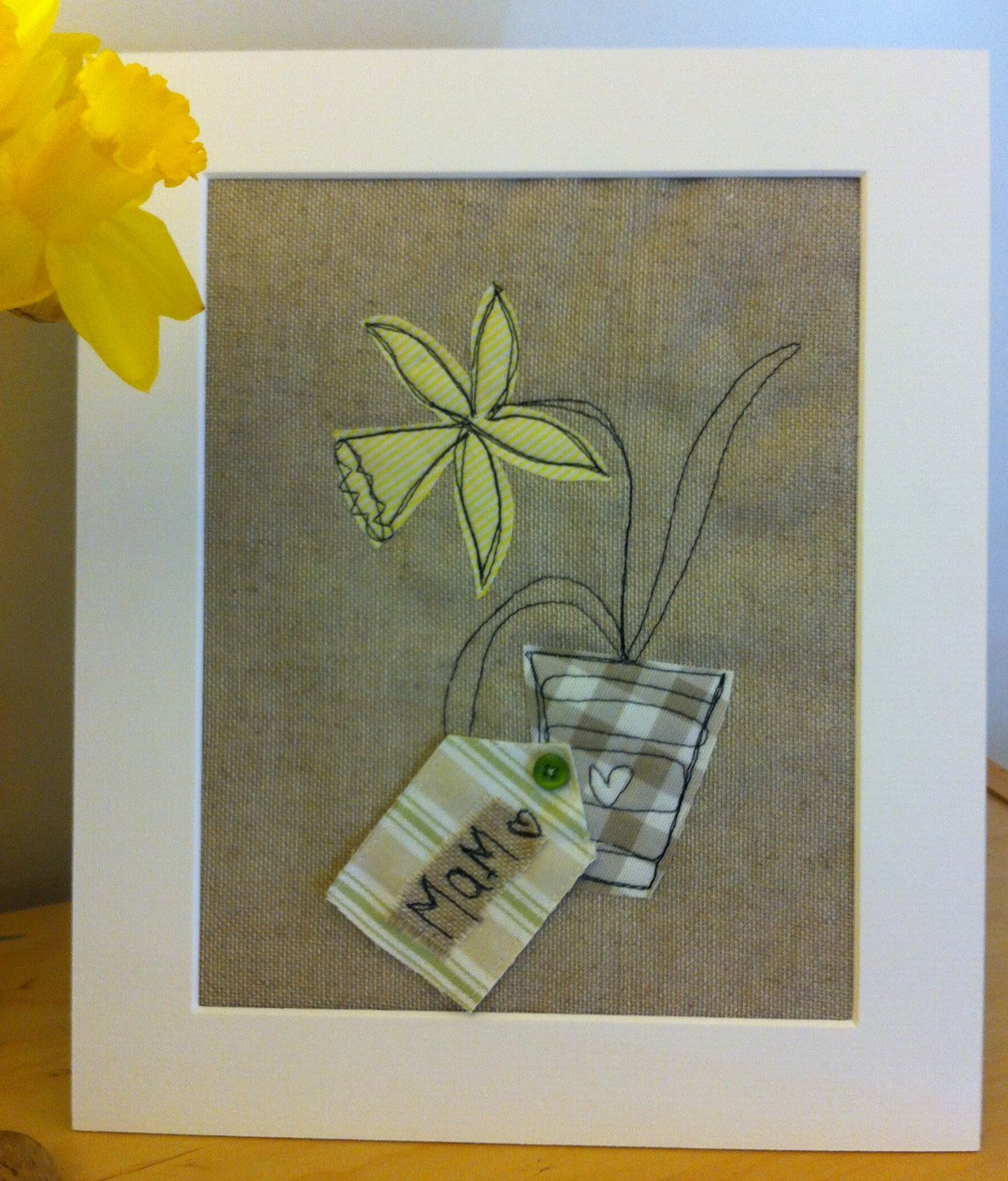 Daffodil Sewing & Quilting Pinterest