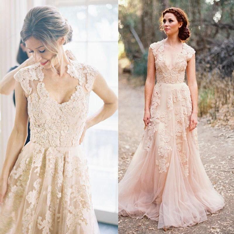 http://m.dhgate.com/product/blush-pink-reem-acra-aline-sleeveless ...