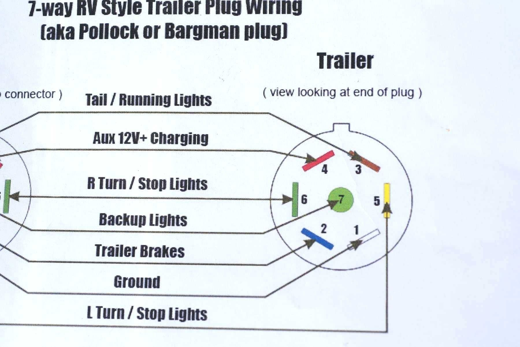 7 Pin Trailer Plug Wiring Diagram Australia
