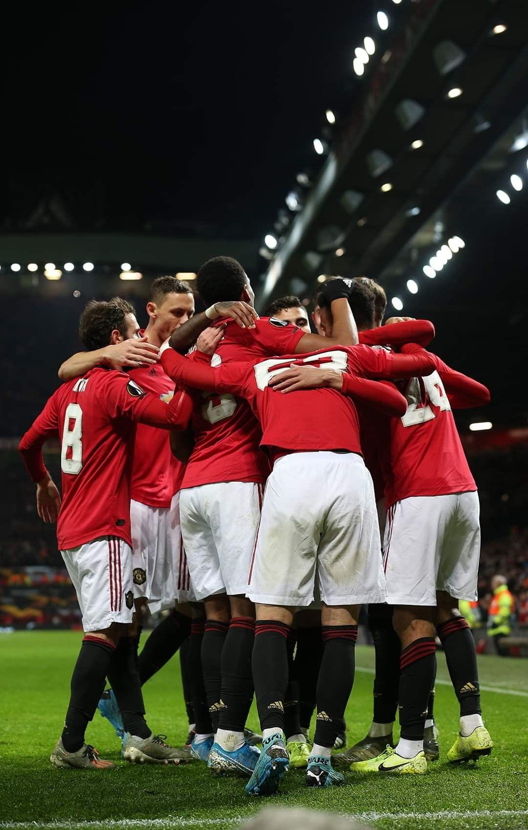 ปักพินโดย Red Devils ใน Manchester United season 2019/20