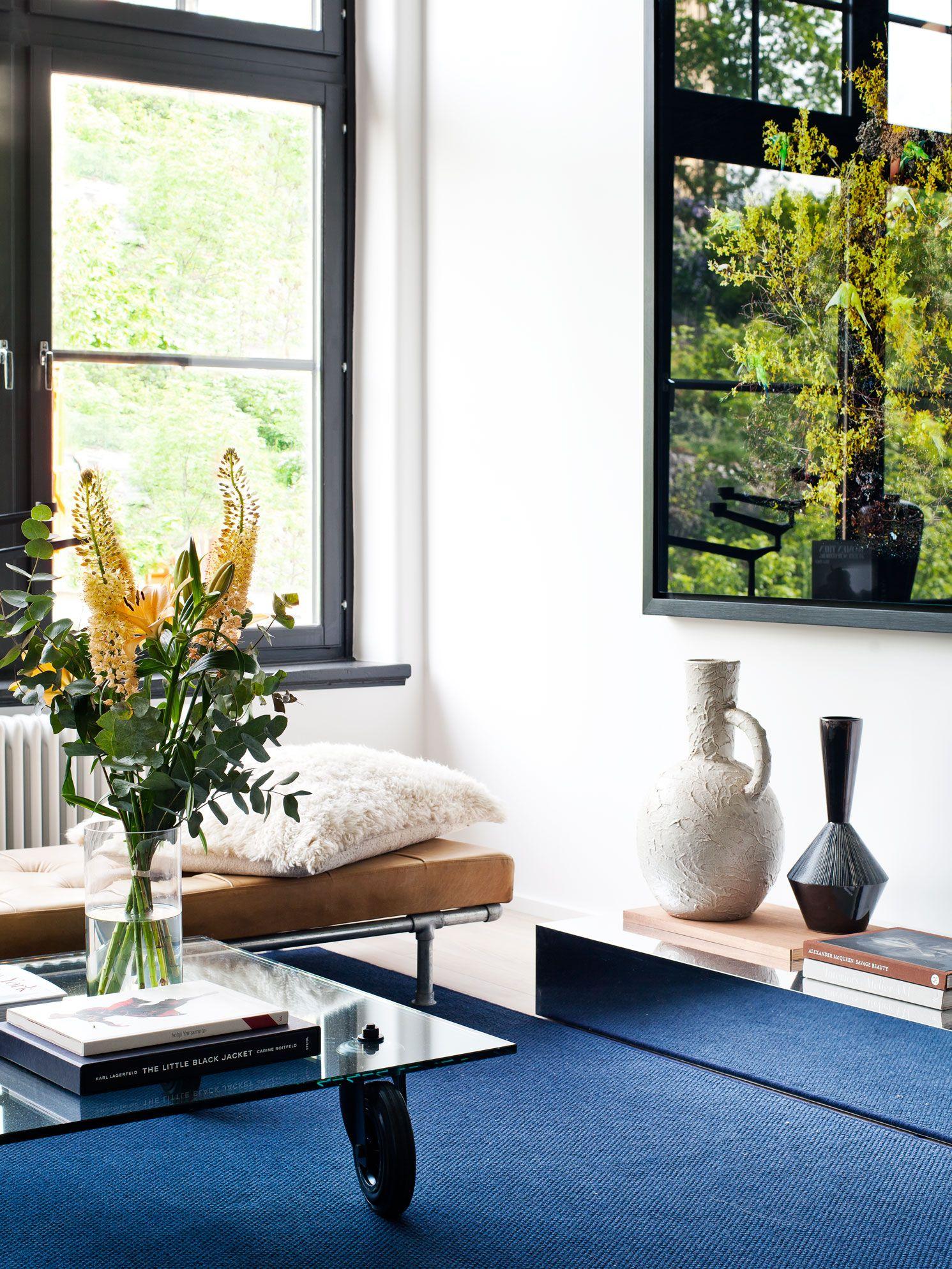 Oscar Properties Bryggeriet Industriverket Oscarproperties - Living-room-art-property