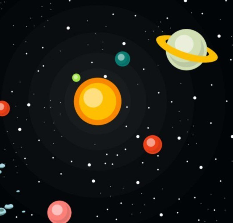 Wiersze O Kosmosie I Planetach Wiersze Wierszyki