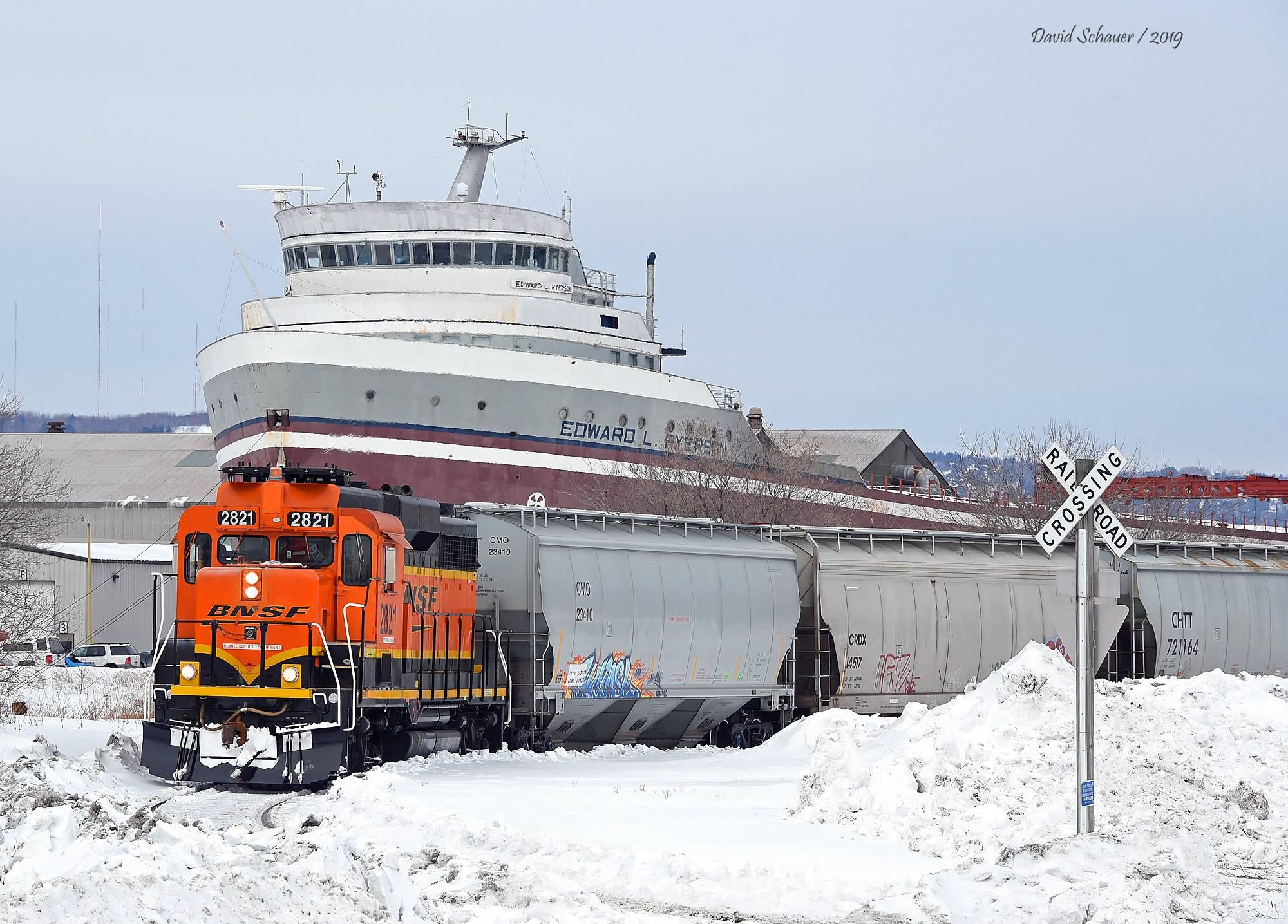 Pin by Delray415 on BNSF Railroad Train, Vehicles