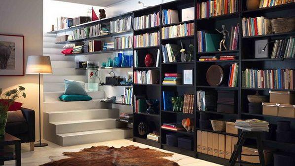 Ultra Modern Home Library Design Ideas Muebles Para El Hogar