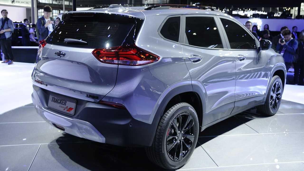 Novo Chevrolet Tracker 2020 Revela Interior Em Foto Oficial Suv