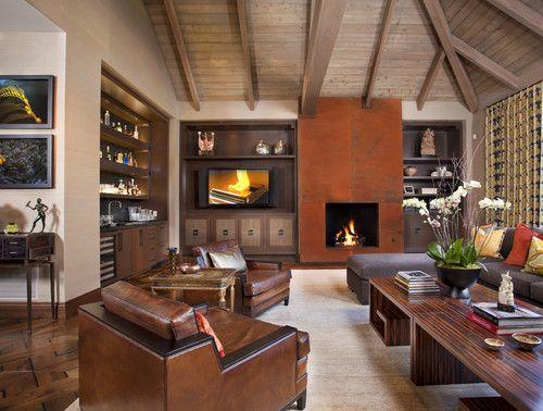 Hollywood Glamour Meets Modern Modern Living Room  New Home Best New Modern Living Room Design Decorating Design
