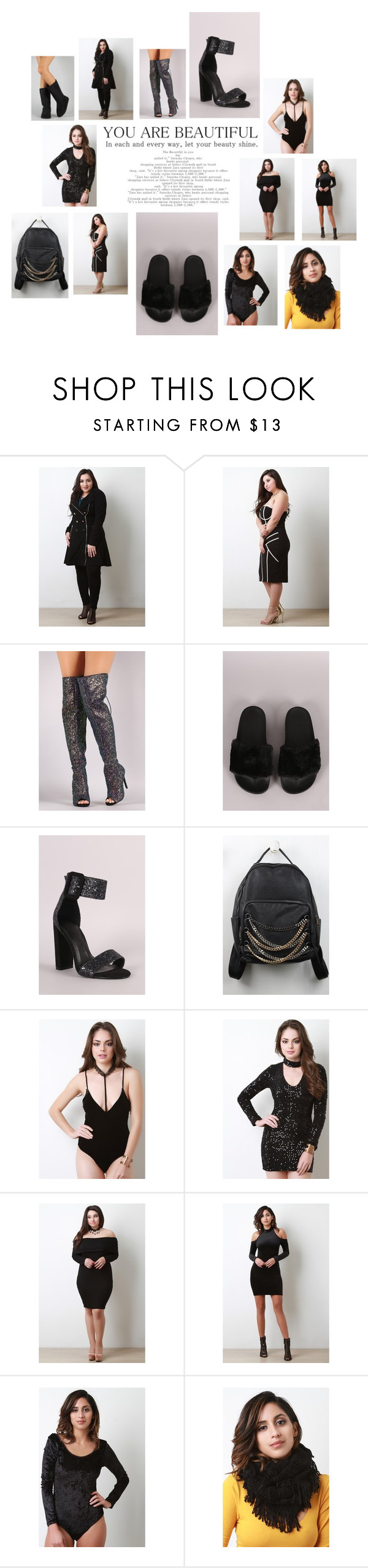 """""""You Are Beautiful."""" by gioellia on Polyvore"""