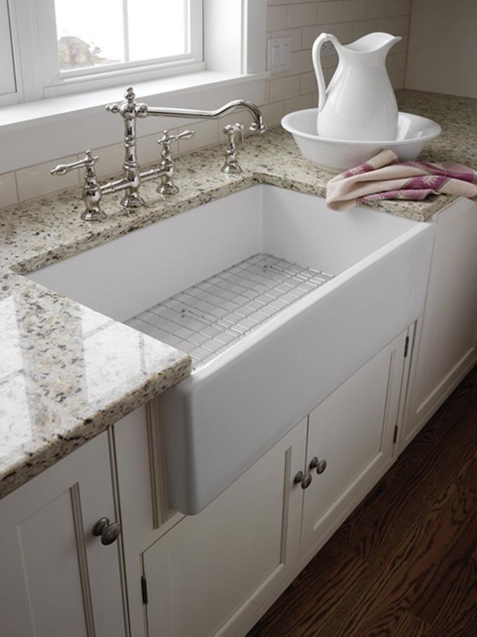 30 Single Bowl Farmer Sink Kitchen Sink Remodel Single Bowl