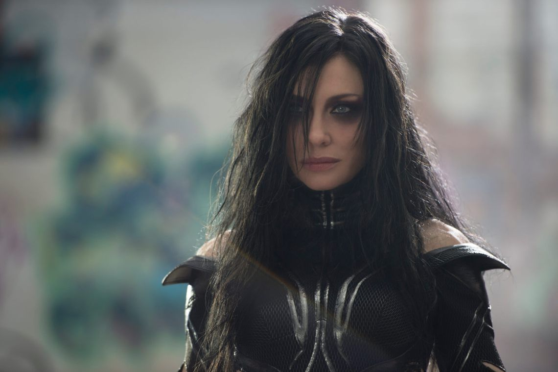 Thor Ragnarok Cate Blanchett As Hella Thor Marvel Filmes Filmes
