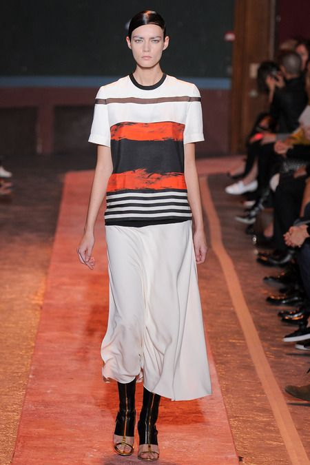 Cédric Charlier Spring 2014 Ready-to-Wear