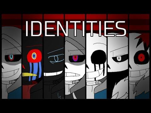Identities Meme Ft Bad Sans Youtube Undertale Funny Undertale Memes Bad Guy