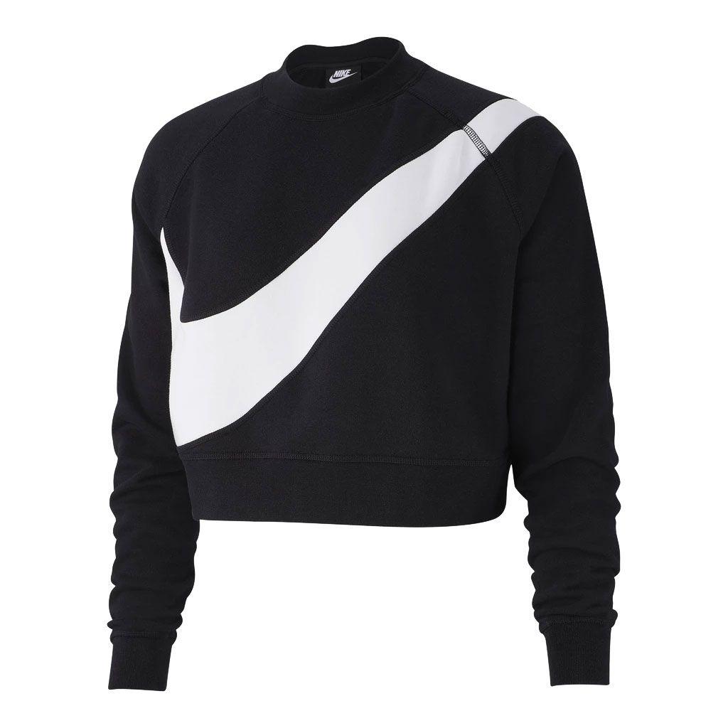 Nike Bluze Me Menge Te Gjata W Nsw Swsh Crew Flc Bb Bv3933 011 Sport Vision Shitja Me Pakice E Akse Nike Sportswear Women Nike Sportswear Nike Sweatshirts [ 1024 x 1024 Pixel ]