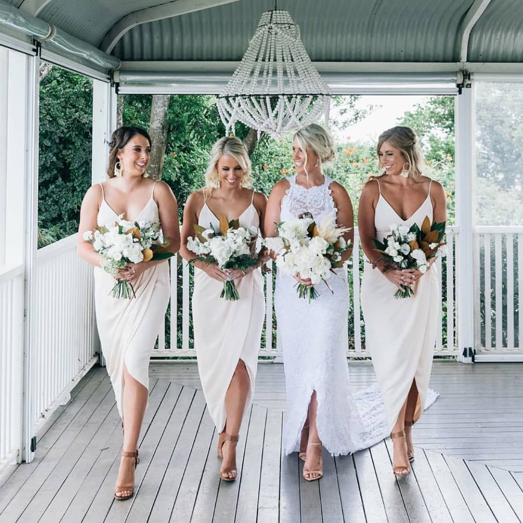 Byron Beauties In Our Core Cocktail Dresses Captured By
