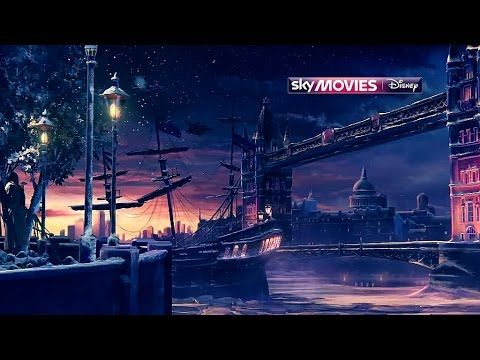 Sky Movies Disney Uk Christmas Ad 2016 Disney Uk Christmas Ad Sky