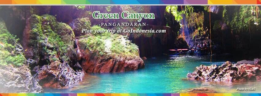 Grand Canyon Pangandaran West Java Indonesia Home Country