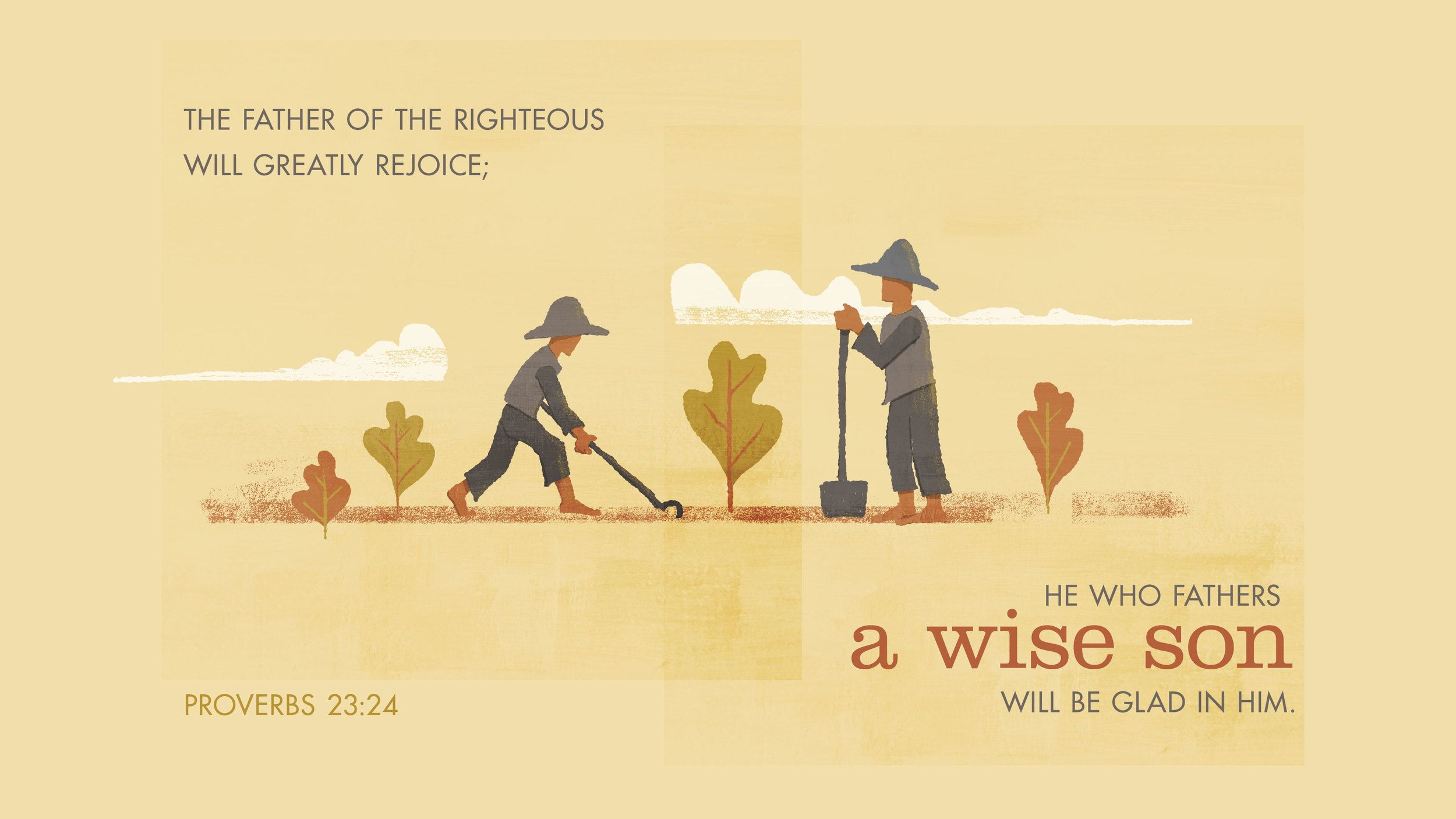 Wise Son by Fred Sprinkle http://www.fredsprinkle.com for http://www.logos.com