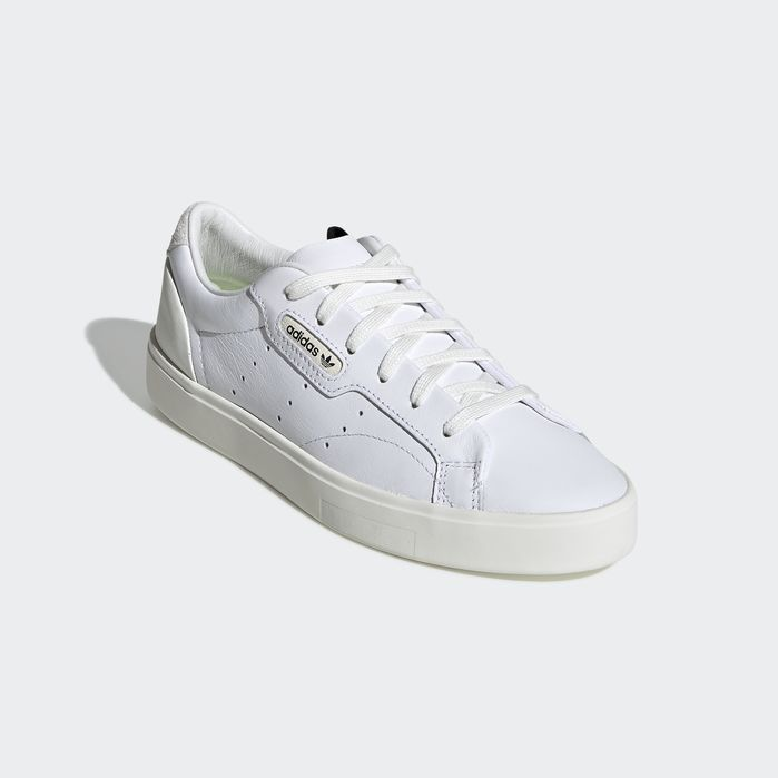 super popular 709d4 d2224 adidas Sleek Shoes White 10.5 Womens