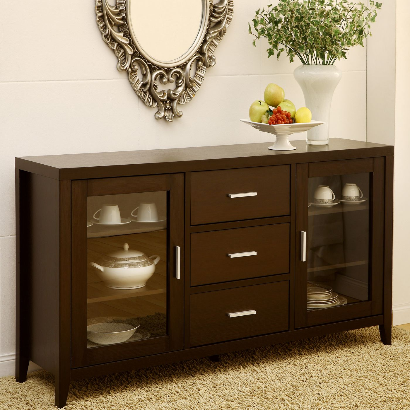 Enitial Lab Idi11456 Dixon Versatile Dining Buffet This Would Be Cool Small Dining Room Sideboard Inspiration Design