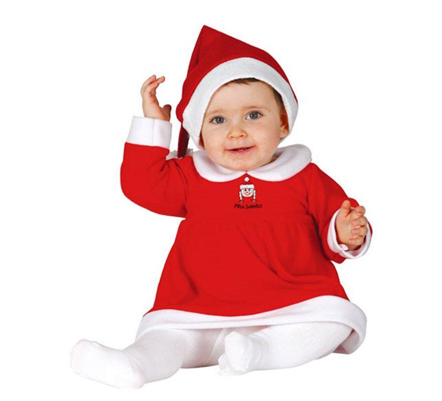Disfraz De Mamá Noel Baby Para Bebé Disfraz De Mama Noel