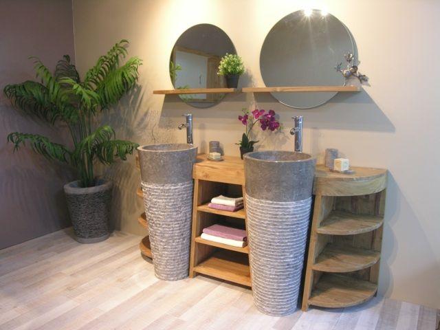 Salle de Bain Meuble de salle de bain  des exemples très inspirants