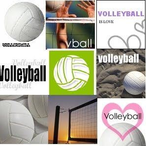 Volleyball is Love!