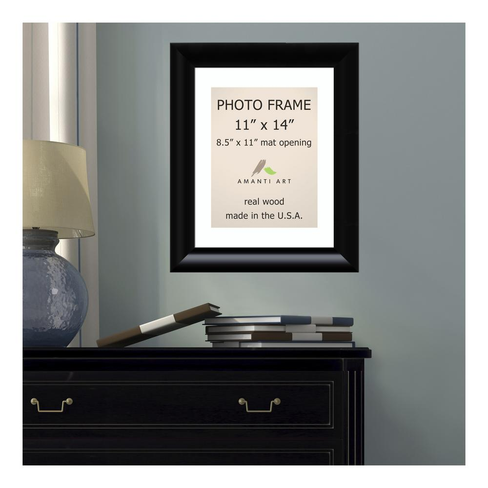 Amanti Art Steinway 8 5 In X 11 In White Matted Black Picture Frame Dsw1385345 Black Picture Frames Silver Picture Frames Black Picture