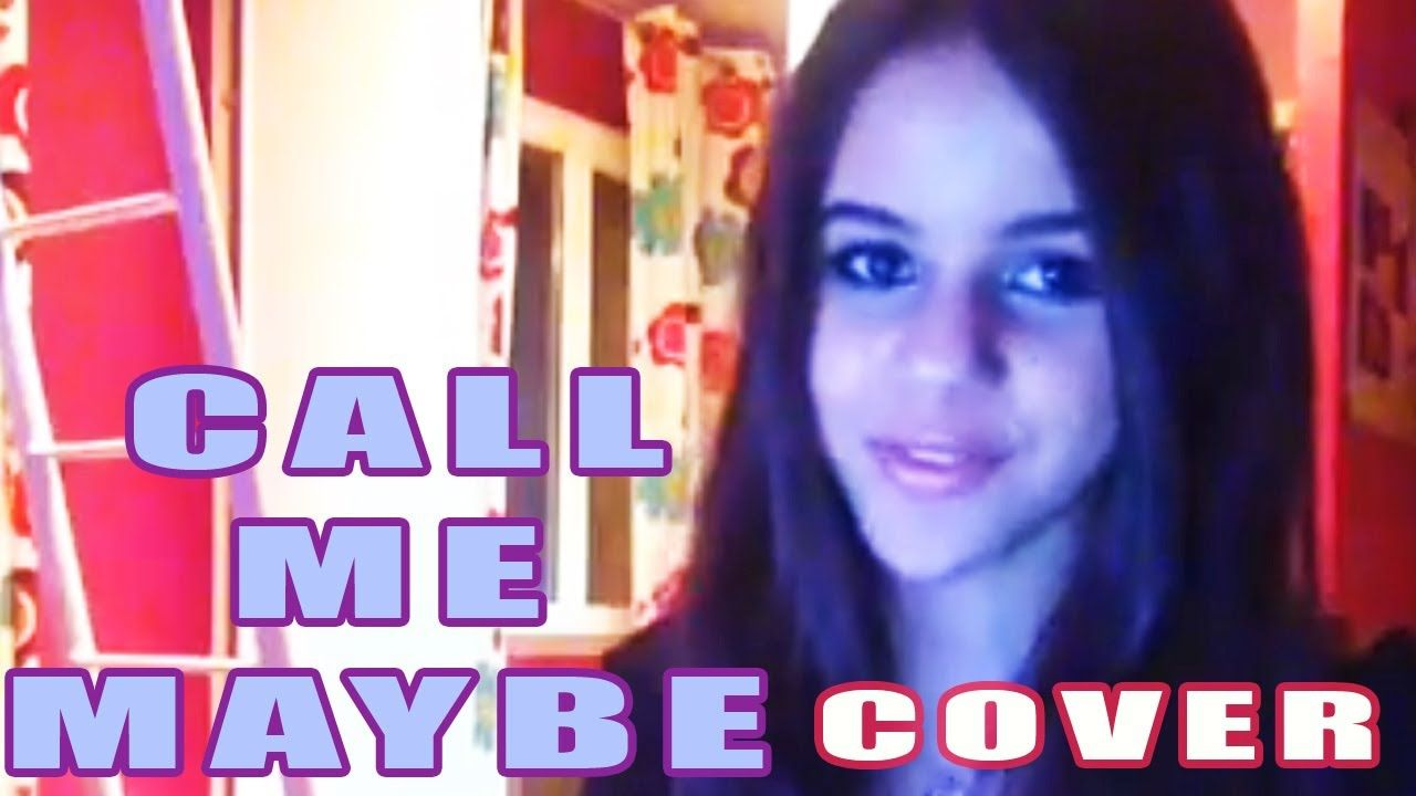 Marina Dalmas - Call me maybe cover
