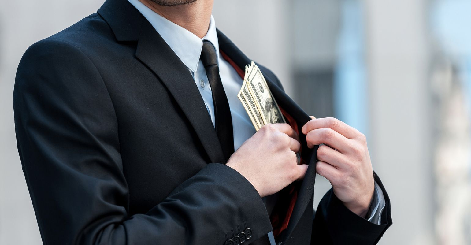 Recognizing the signs of embezzlement (Liz Barrett