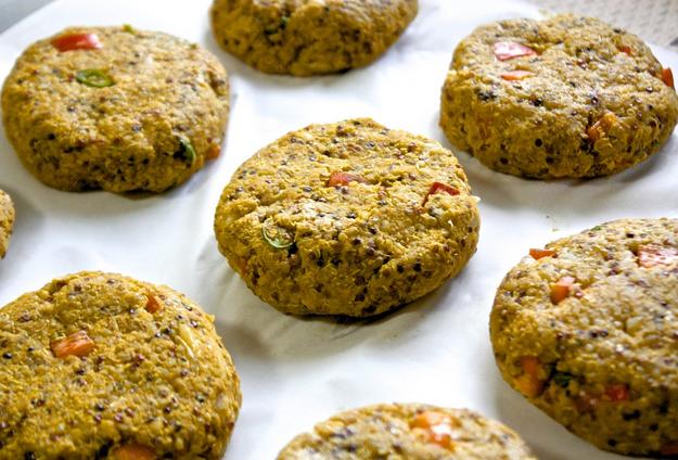 Solo Recetas Hambuguesa de quinoa y lentejas  Cocina en 2019  Hamburguesas de quinoa Cocinar quinoa y Hamburguesas de lentejas