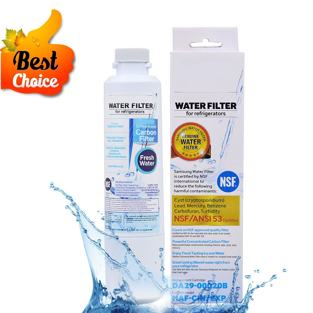HOT! Activated Carbon Water Filter Refrigerator Water Filter