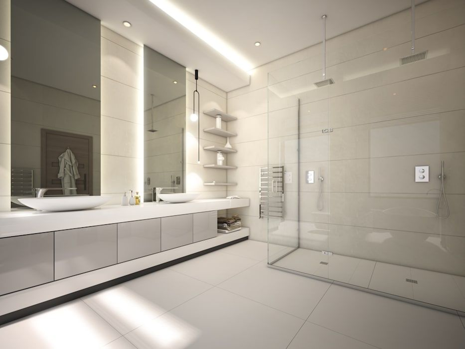 The High End South African Residence Of Modern Splendour Bathroom Renovations Amazing Bathrooms Bathroom Design